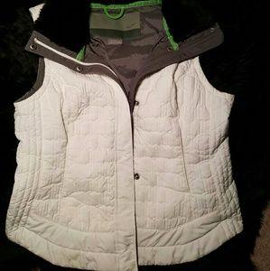 White Nike Vest